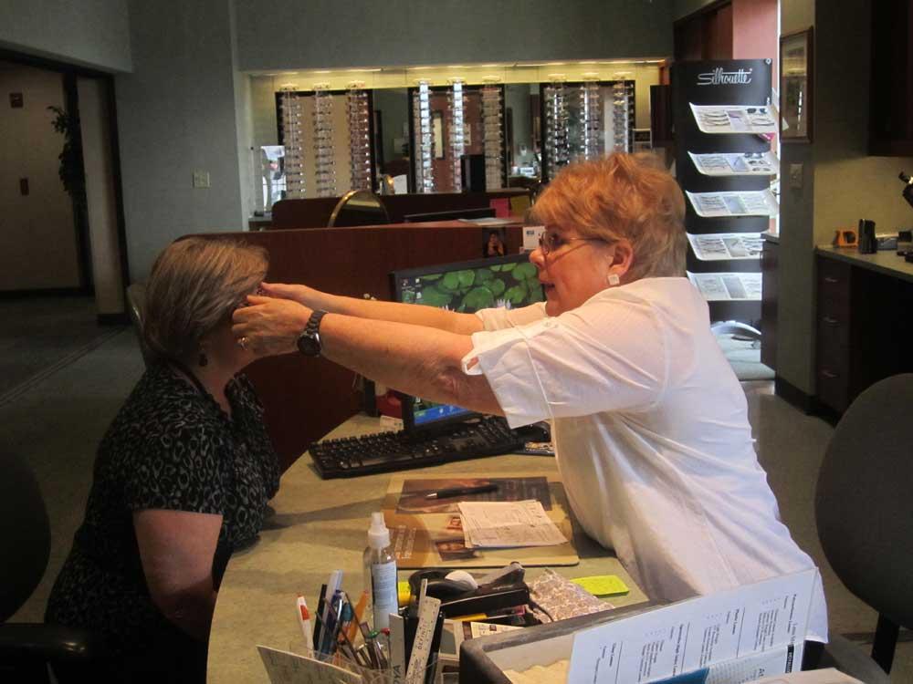 Optical Shop Central Texas Eye Clinic Waco Tx