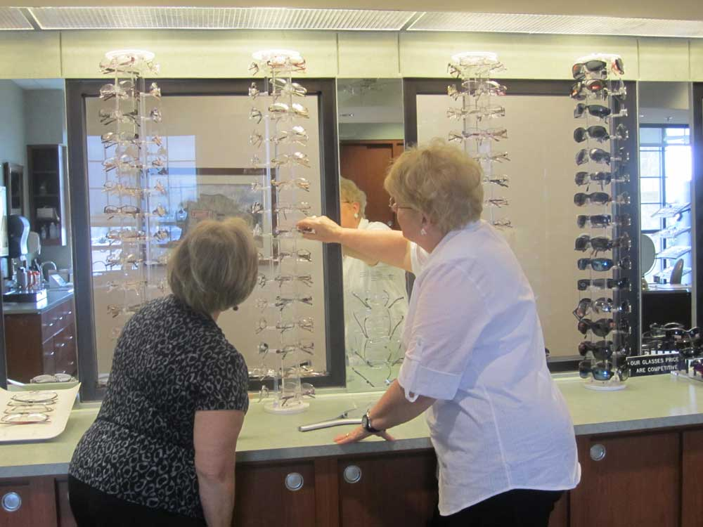 Optical Shop Central Texas Eye Clinic Waco Tx